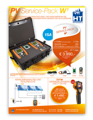 PV Service Pack W1, W2