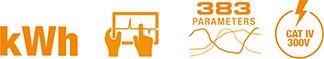 Netzqualitaet Icons
